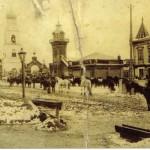 торговая площадь 1900 года