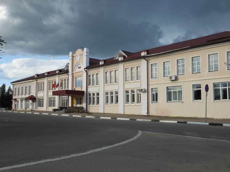 Архитектура города талдома