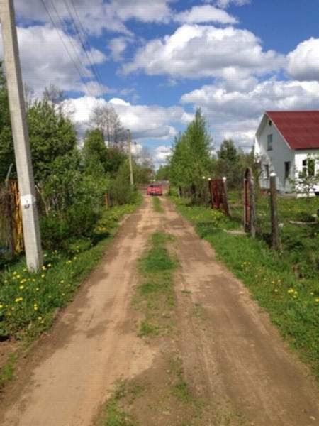 земельный участок в садовом товариществе